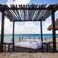Отель Fiesta Americana Cancun Villas пляж фото 3