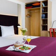 AZIMUT Отель Санкт-Петербург 4* Полулюкс SMART с различными типами кроватей фото 5