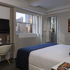 Отель Paramount Times Square 4* Номер Broadway classic с двуспальной кроватью
