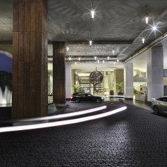 Отель Millennium Hilton Bangkok Бангкок парковка