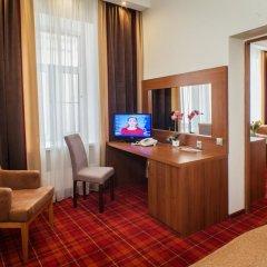 Best Western PLUS Centre Hotel (бывшая гостиница Октябрьская Лиговский корпус) 4* Люкс разные типы кроватей фото 5