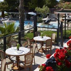 Отель Anthemus Sea Beach Hotel & Spa Греция, Ситония - 2 отзыва об отеле, цены и фото номеров - забронировать отель Anthemus Sea Beach Hotel & Spa онлайн питание фото 2