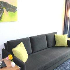 Отель Seminaris CampusHotel Berlin 4* Стандартный номер с 2 отдельными кроватями