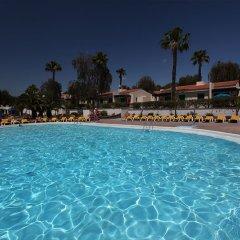 Отель Bungalows Colorado Golf Maspalomas бассейн фото 7
