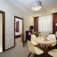 Гостиница Ярославская 3* Люкс с разными типами кроватей фото 2