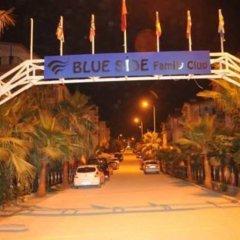 Blue Side Family Club Турция, Сиде - отзывы, цены и фото номеров - забронировать отель Blue Side Family Club онлайн вид на фасад фото 4