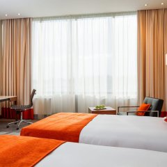 Рэдиссон Блу Шереметьево (Radisson Blu Sheremetyevo Hotel) 5* Улучшенный номер с различными типами кроватей фото 2