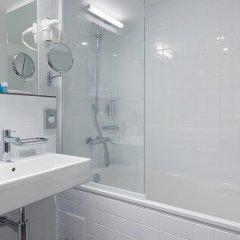 AZIMUT Отель Смоленская Москва 4* Полулюкс SMART с различными типами кроватей фото 6