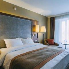 Отель DoubleTree by Hilton Tyumen Тюмень комната для гостей