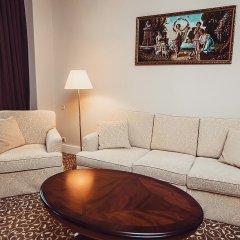 Гостиница Новомосковская комната для гостей фото 14