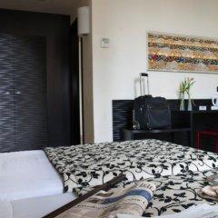 Hotel Garibaldi 4* Номер категории Эконом с различными типами кроватей