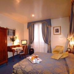 Отель Albergo San Marco 3* Стандартный номер с различными типами кроватей фото 2