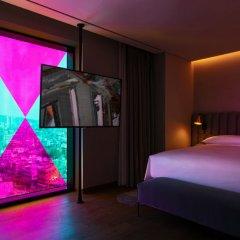 Отель RYSE, Autograph Collection Люкс Artist с различными типами кроватей