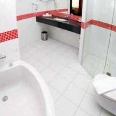 Гостиница Авеню Парк Отель в Кургане 2 отзыва об отеле, цены и фото номеров - забронировать гостиницу Авеню Парк Отель онлайн Курган ванная фото 4