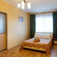 Апартаменты Иркутские Берега Апартаменты с двуспальной кроватью