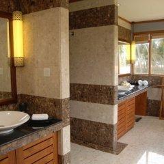 Отель Serene Pavilions Шри-Ланка, Ваддува - отзывы, цены и фото номеров - забронировать отель Serene Pavilions онлайн ванная фото 2