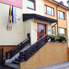 Гостевой дом Auksine Avis вид на фасад фото 2