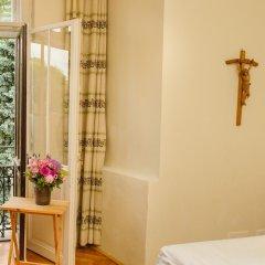 Отель Johannes-Schloessl Der Pallottiner Австрия, Зальцбург - 1 отзыв об отеле, цены и фото номеров - забронировать отель Johannes-Schloessl Der Pallottiner онлайн ванная