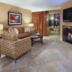 Отель Holiday Inn Club Vacations: Las Vegas at Desert Club Resort 3* Стандартный номер с 2 отдельными кроватями