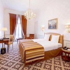 Отель Metropole 5* Улучшенный номер с различными типами кроватей фото 3