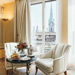 Savoy Hotel Baur en Ville 5* Улучшенный номер фото 4