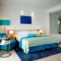Отель Radisson Blu Resort Fiji Denarau Island комната для гостей фото 3