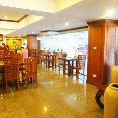 Отель Hong Residence питание