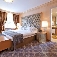 Carlton Hotel St Moritz 5* Люкс с различными типами кроватей