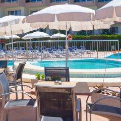 Отель Aparthotel THB Ibiza Mar - Только для взрослых бассейн