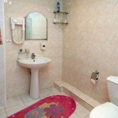 Гостиница Meridian Center Украина, Днепр - отзывы, цены и фото номеров - забронировать гостиницу Meridian Center онлайн ванная фото 2