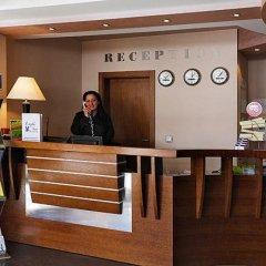 Отель Eagles Nest Aparthotel Банско интерьер отеля