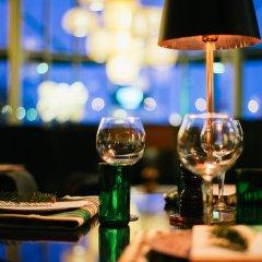 Отель Hilton Helsinki Strand гостиничный бар фото 2