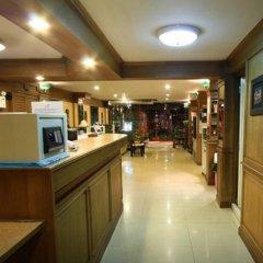 Отель Honey House 2 Бангкок интерьер отеля
