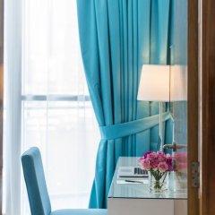 Отель Jannah Marina Bay Suites Номер Делюкс с различными типами кроватей
