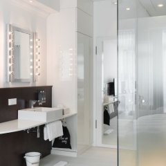 Отель Ruby Coco Dusseldorf Дюссельдорф ванная