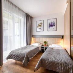 Апартаменты City Comfort Apartments 3* Номер Комфорт с различными типами кроватей фото 5