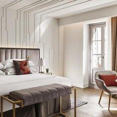 Gran Hotel Inglés 5* Улучшенный номер с различными типами кроватей