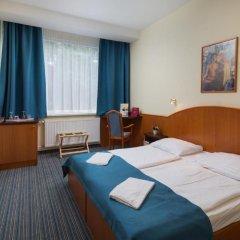 Отель Benczúr 3* Номер категории Эконом с различными типами кроватей