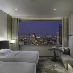 Отель Millennium Hilton Bangkok Бангкок комната для гостей фото 2