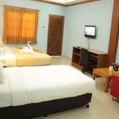 Отель Ampan Resort комната для гостей фото 3