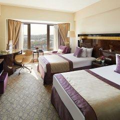 Гостиница Crowne Plaza Moscow World Trade Centre 5* Номер Бизнес с различными типами кроватей