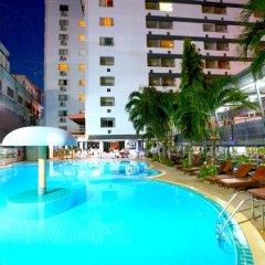 Pattaya Hiso Hotel бассейн фото 2