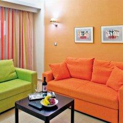 Отель Leonardo Kolymbia Resort Колимпиа комната для гостей