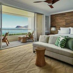 Отель Four Seasons Resort Oahu at Ko Olina 5* Номер с красивым видом с различными типами кроватей