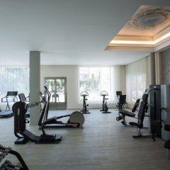Отель Abano Grand Hotel Италия, Абано-Терме - 3 отзыва об отеле, цены и фото номеров - забронировать отель Abano Grand Hotel онлайн фитнесс-зал