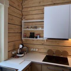 База Отдыха Forrest Lodge Karelia Улучшенный шале с разными типами кроватей фото 29