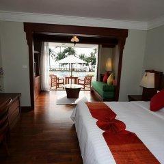 Отель Le Meridien Phuket Beach Resort 4* Люкс с различными типами кроватей