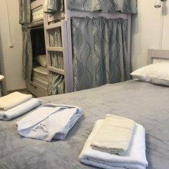 Гостиница Хостелы Рус на Пречистенке Стандартный семейный номер с двуспальной кроватью фото 4
