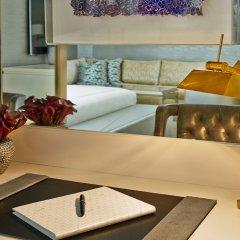 Отель Viceroy L'Ermitage Beverly Hills 5* Люкс с различными типами кроватей фото 3