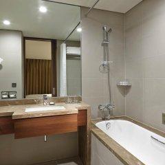 Lotte City Hotel Myeongdong 4* Номер Делюкс с различными типами кроватей фото 4